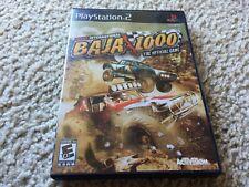 Score International Baja 1000 (Sony PlayStation 2, 2008)