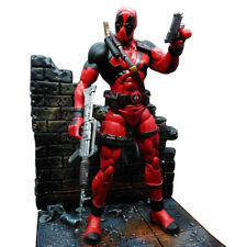 Marvel Select Deadpool Action Figure Statue Figurines Collectors Edition