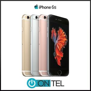 Apple iPhone 6S - 16GB 32GB 64GB 128GB  - All Colours - UNLOCKED | EXCELLENT