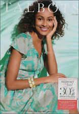 TALBOTS Women's Fashion Catalog July 2021 CAT DECOME Anne Vyalitsyna UBAH HASSAN