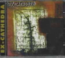 EX-CATHEDRA - (FORCED KNOWLEDGE) - (brand new cd) - MOON CD 048
