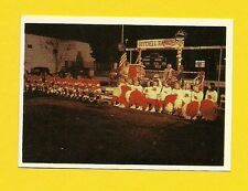 GREASE Olivia Newton John Travolta 1979 Spanish Card #43 Football Cheerleaders