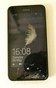 Nokia Lumia 630 - 8GB - Black  Smartphone