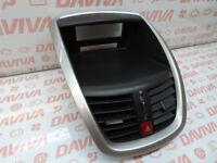 PEUGEOT 207 2006-2014 CENTRE DASHBOARD DASH AIR VENT SURROUND TRIM PANEL