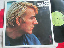 Rod McKuen ‎– New Ballads Warner Bros. Records ‎K 46041 UK Vinyl LP Album