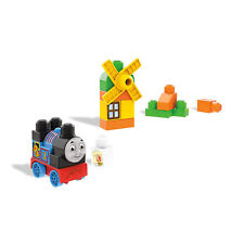 * NEW * Mega Bloks Thomas & Friends Thomas At The Mill Train Bag (#clarkstc)