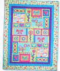 PATTERN - Sweet Dreams - applique & pieced quilt PATTERN - Kids Quilts