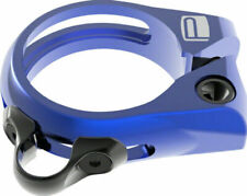 Blue 34.9mm CONTROL CL-FDG3 Front Derailleur Clamp 21g MR B08 adapter