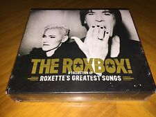Roxette RoxBox: A Collection of Roxette's Greatest Songs [4CD BOX] New & Sealed