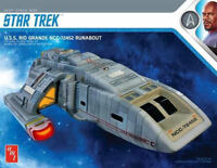 AMT Star Trek DS9 Rio Grande Runabout 1:72 scale model kit new 1084