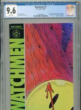 New Listing1986 Dc Watchmen #1 1St Appearance Rorschach Dr. Manhattan Cgc 9.6 White Box5