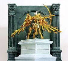Saint Seiya Diorama Decoration Stand Altar EX Sagittarius Aiolos SC48 White