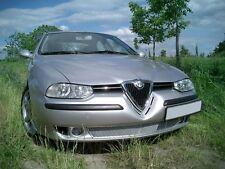 TUNING für Alfa Romeo 156 Stoßstange - Alu Renngitter Grill für Frontschürze