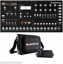 Elektron Analog Four - 4 Voice Analog Synthesizer Analog 4  + Case & Lid  NEW