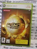 PES 6 pro evolution soccer calcio xbox 360 PAL ITA italiano xbox live 3+