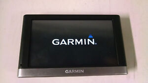 Garmin Nuvi 2558LMTHD Automotive  WORKING NO ADAPTER/OTHER CABLES   Used Black