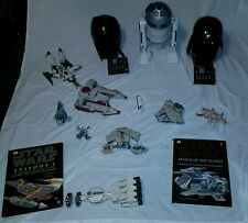 Vintage Star Wars R2-D2 Robot With Darth Vader Masks Plus