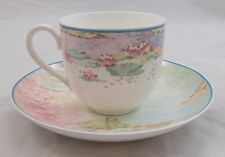 Villeroy & and Boch SUMMER DREAMS coffee cup and saucer