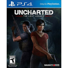 Uncharted: The Lost Legacy PS4 [Factory Refurbished]