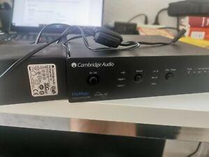 Cambridge Audio (Azur) DacMagic Dac Magic schwarzer DA-Wandler Upsampling 24/192