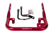 Suzuki LTR 450  Grab Bar  Rear Bumper Aluminum  Alba Racing  Red 195 T5 R