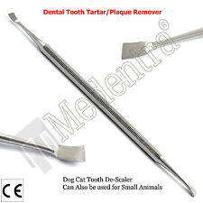 Animal Tooth De-Scaler Cat Dog Dental Oral Care Pets Hygiene Medentra Save £ 12