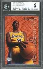Kobe Bryant Rookie 1996-97 Upper Deck Rookie Exclusives #R10 BGS 9 (9 9 8.5 9.5)