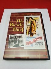 The Bicycle Thief Dvd Lot(1119-56-B)