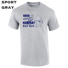 227 Hump Day Mens T-Shirt Wednesday middle of week office funny gift employee