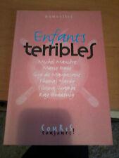 Enfants Terribles - Collectif - Hachette/Courts Toujours