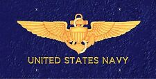 Navy Aviator wings   LP 431