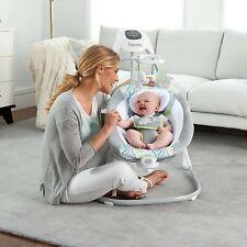 Ingenuity, Everston Babyschaukel, 180° drehbar, 3 Schaukelrichtungen