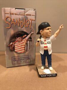 Salt Lake Bees Ham Porter The Sandlot Bobble Bobblehead SGA