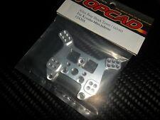 TOPCAD 12420S support amortisseur arrière aluminium Mini Inferno