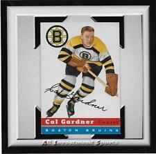1954 Topps CAL GARDNER #47 EXMT *tough hockey card for set* DD17