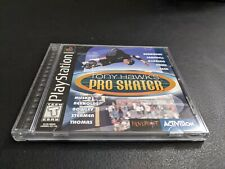 New listing Tony Hawk's Pro Skater 1 Black Label Sony Playstation 1 PS1 EX+NM cond COMPLETE