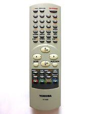 TOSHIBA TV/DVD COMBI REMOTE VT-1420 for VTD1420 VTD1431 VTD1551 VTD2020 VTD2031