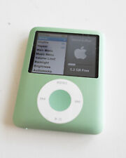 Apple  iPod Nano - 3rd Generation - Light Green - 8GB