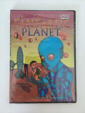 FANTASTIC PLANET Dvd East West Dvd