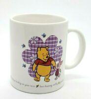 Disney's Winnie the Pooh and Piglet Coffee Mug