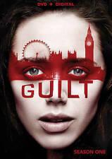 Guilt: Season 1 (DVD , 3-Disc Set) Brand New