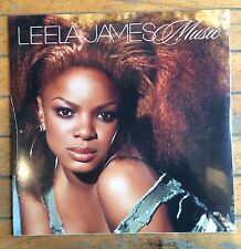 Leela James - Music / My Joy [12 inch Vinyl] single LP SEALED 2000s R&B Soul