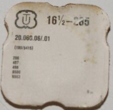 Unitas Cal. 285 286 6497 6498 FEDERWELLE mit schraube Part No.195 NOS