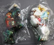 Christopher Radko Yippy Yi Yo 1997 Ornaments 97-SP-25 Limited Edition Set NIB