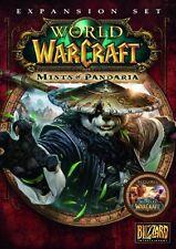 World of War craft: Mists of Pandaria (PC DVD).