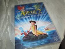 DVD - Arielle, die Meerjungfrau 2 - Sehnsucht nach dem..Walt Disney - Z4 R - NEU