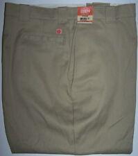 MEN SLACKS  RED KAP Size 56X37 NEW KHAKI