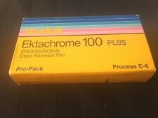 Kodak Professional Ektachrome 100 Plus , 120, 5 roll Slide PRO PACK.  Outdated