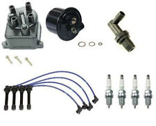 Honda Civic EX Si D16Z6 V-TecTune Up Kit Gas Filter Cap NGK Wires + Plugs