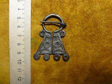 Sulgama, fibula, jewelry of Finno-Ugric tribes, Eastern Europe, 15-17 centuries